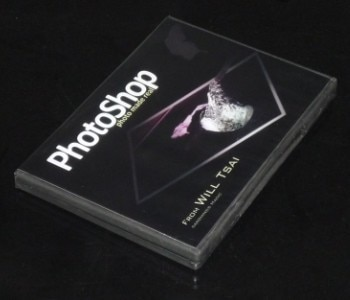 Gratis verzending PhotoShop (DVD + Magic)-goocheltruc, close up, card magic, mentale straat fire podium magic props