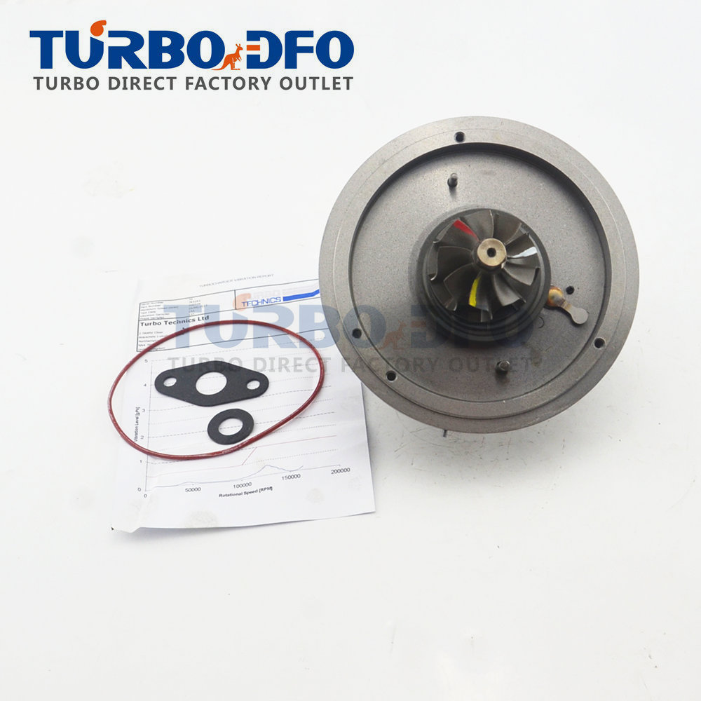 Cartouche à turbine équilibrée   Pour Skoda Octavia II/superbe II 140HP 2.0TDI BMP BMM - turbo chargeur core 765261-5007S 765261-5006S