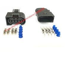 Автомобильный разъем KOSTAL 4 Pin 9441491/2E0 905 KT 699296/A699297, гнездовой разъем для BMW MIN Smart Benz, 10 комплектов