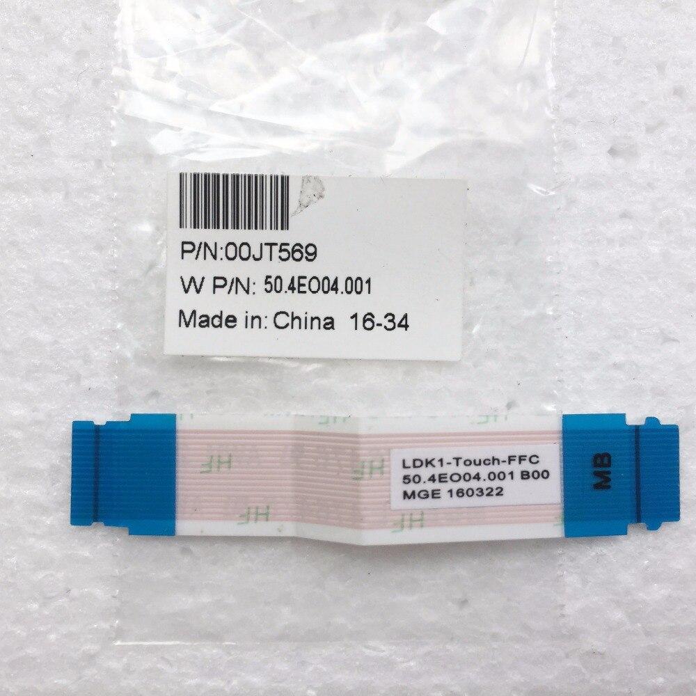 KEFU portátil/portátil LCD/LED/LVDS FPC Flex CABLE para lenovo thinkpad X1 hélice 20CG 20CH LDK1-TOUCH-FFC 00JT569 50.4EO04 001