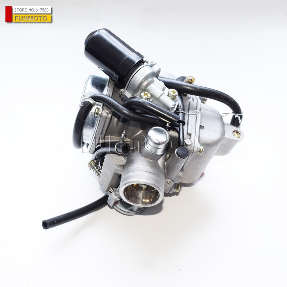 Carburador para 150cc atv 150 sunl 150cc gy6 4wheel-kart scooter chino 26mm