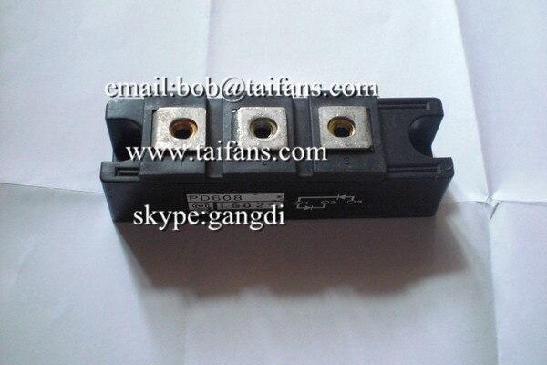 Original novo PD608 PD308 Diodo Retificador módulo de potência