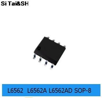 10PCS L6562  L6562A L6562AD SOP-8