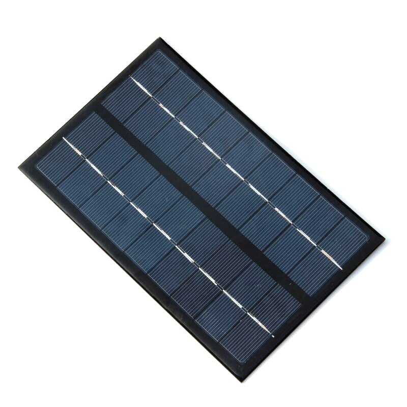 BUHESHUI 3W 9V Polycrystalline Solar Cell Solar Panel Solar Cells DIY Solar Charger 125*195*2MM 12pcs Wholesale Free shipping