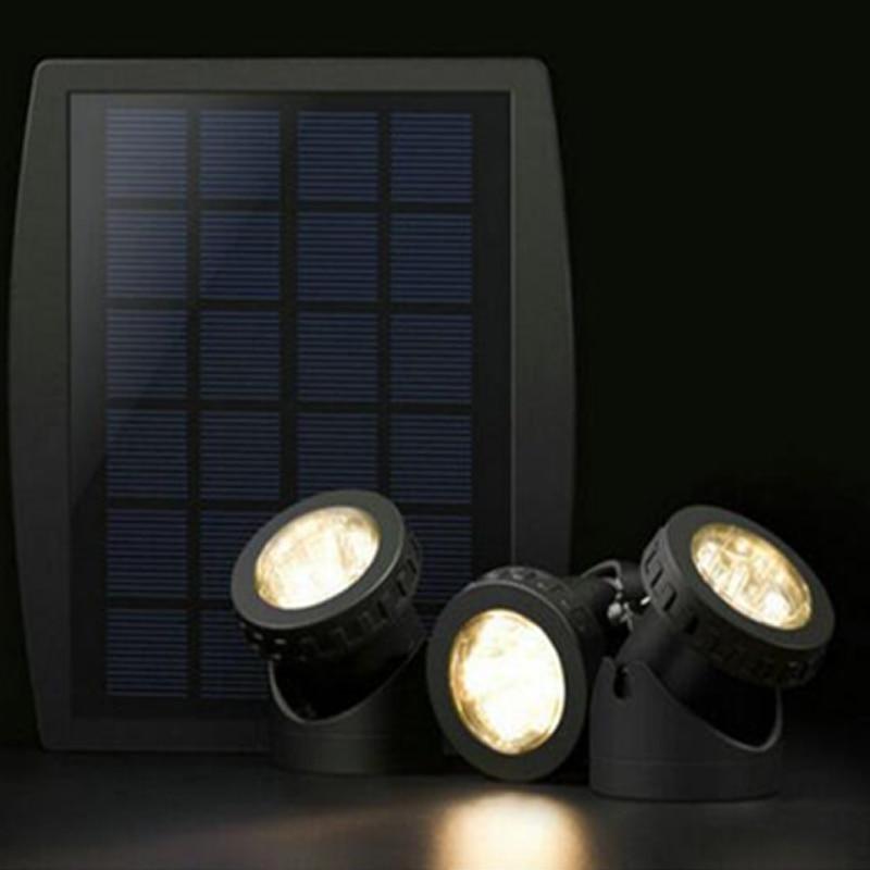 Luz Solar LED, luz subacuática, luz Solar para estanque, impermeable para exteriores, piscina flotante, lámpara solar decorativa para fiestas