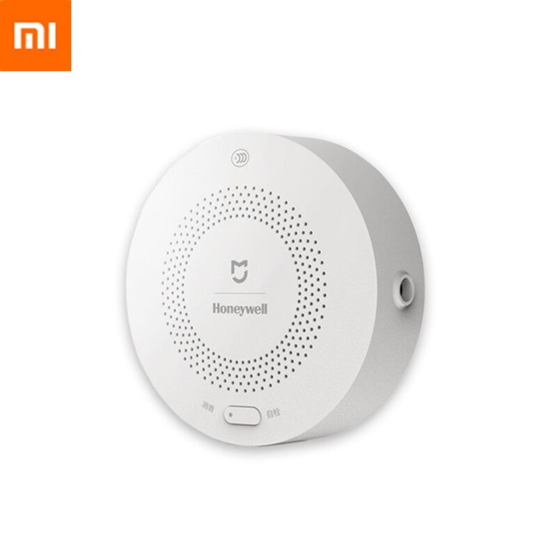 Xiaomi Mijia Honeywell Smart Gas Alarm Detector CH4 Gas Monitoring Ceiling Wall Mounted Mihome APP R