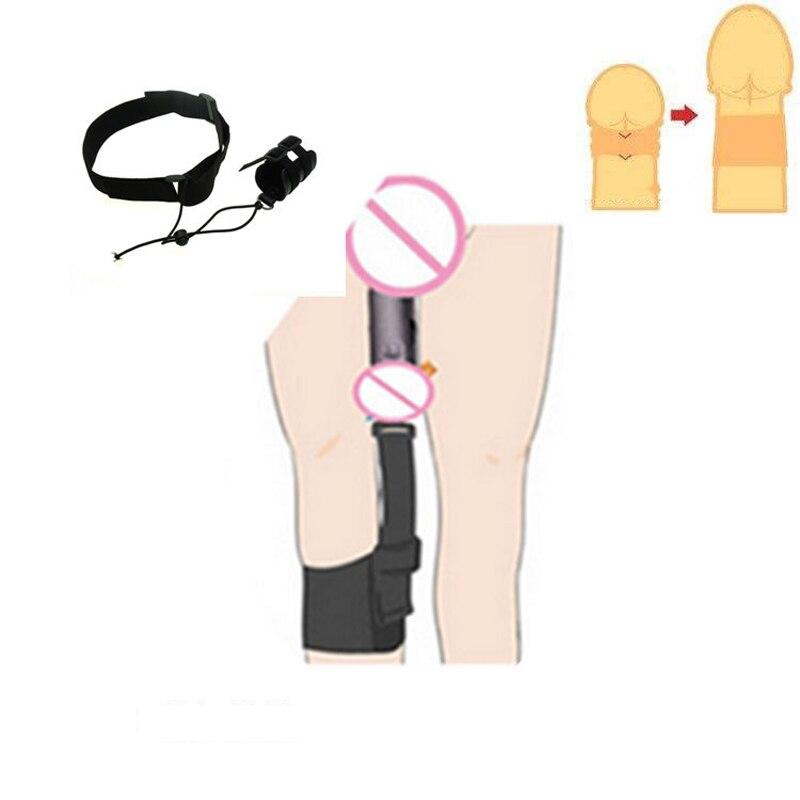 Agrandamiento del pene/extensor/estirador extensor de la pierna de la tensión masculina, Agrandamiento del pene bomba de pene dispositivo falosán