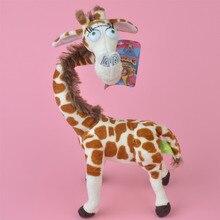 Jouet en peluche girafe Madagascar, cadeau bébé Melman, poupée enfants en gros avec livraison gratuite