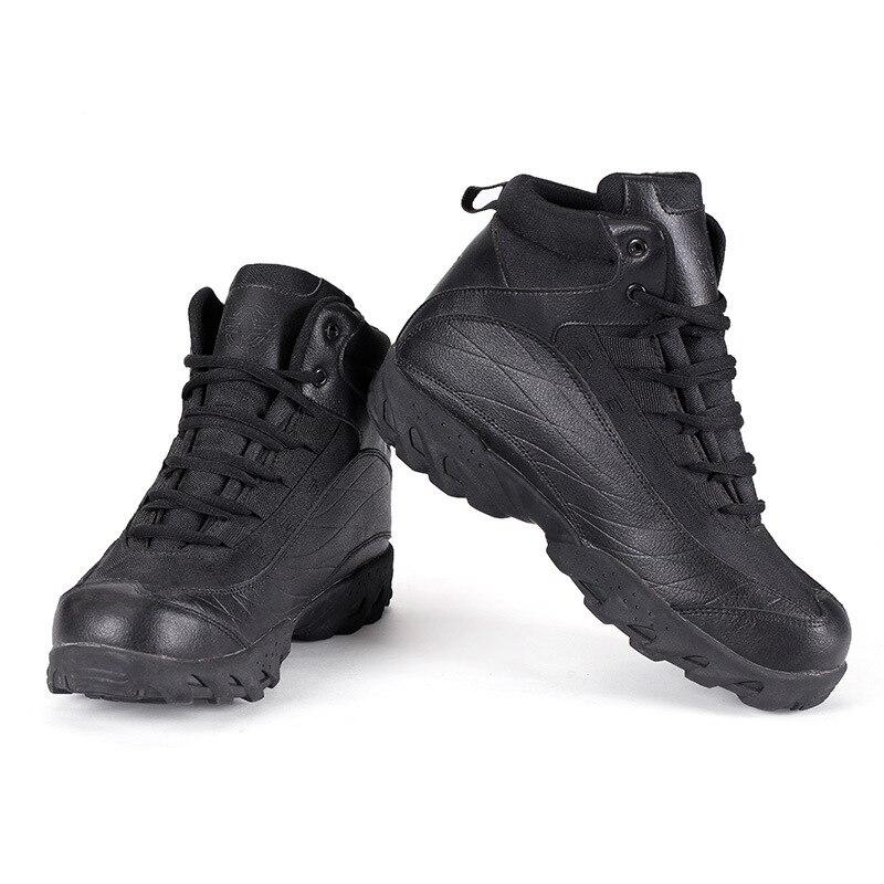 ESDY, zapatos para hombre, botas tácticas, botas de combate con espada a prueba de agua, botas de escalada, senderismo, zapatos de senderismo, zapatillas deportivas para hombres, botas militares