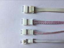 Connecteur de câbles 2Pin/3Pin/4Pin/5Pin/6Pin/7Pin/8Pin/9Pin/10Pin Heade XH2.54 mm L 100mm L150mm L200mm 10 pièces