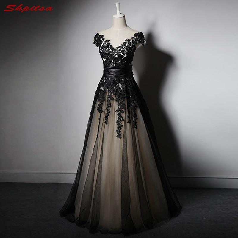 Черные платья для матери невесты на свадьбу трапециевидные вечерние платья для жениха, платья для крестной матери