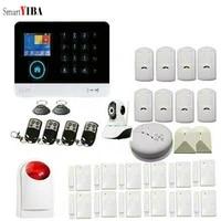 SmartYIBA     systeme dalarme 3G sans fil pour maison connectee  wi-fi  securite domestique  application  camera a distance  IP  SIM  GPRS
