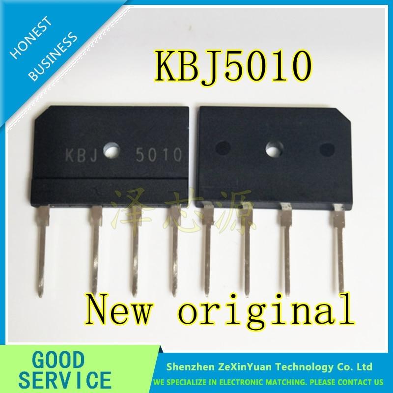 20 шт./лот KBJ5010 GBJ5010 5010 50A 1000V Мостовой выпрямитель
