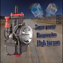 Carburateur de moto universel   24 26 28 30 32 34mm, Power Jet pour la course, moto pour PWK carburateur moteur de brouillage