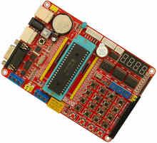 PIC geliştirme kurulu tek çipli mikro bilgisayar öğrenme kartı PIC16F877A geliştirme kurulu deneysel kurulu