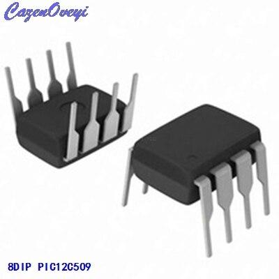 5 unids/lote PIC12C509A-04/P PIC12C509A-04 PIC12C509A PIC12C509 DIP-8