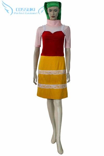 Disfraz de Cosplay de alta calidad ELFEN lied Nyu, perfecto para ti.