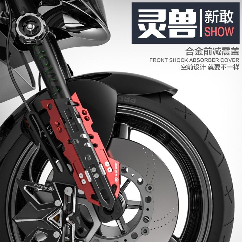 Accesorios de la motocicleta SPIRIT BEAST antes de la cubierta a prueba de golpes vehículos todoterreno CUBIERTA DE CHOQUE FRONTAL personalizada