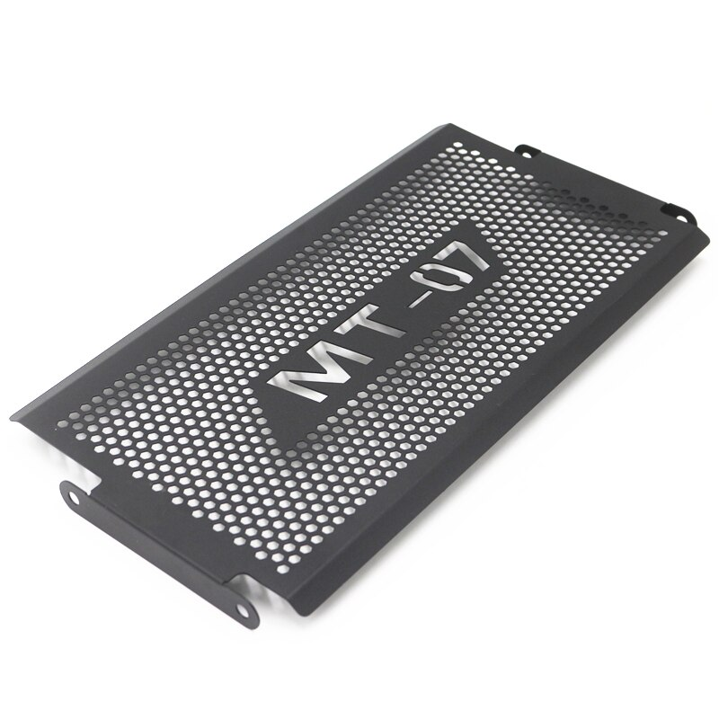 Yamaha MT07 rastreador Mt-07 radiador cubierta protectora para parrilla Protector para MT07 2017-2020 Motor Cubierta protectora de radiador guardias MT07 Mt