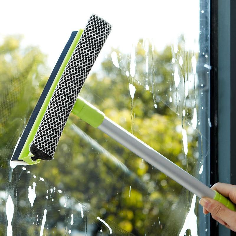 Nuevos cepillos de alta calidad limpiaparabrisas de vidrio cepillo de ventana limpiador de ventana de coche herramienta de lavado
