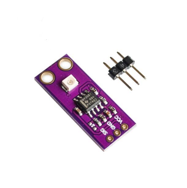 MCU-GUVA-S12SD Solar Ultraviolet Intensity Sensor Module For Arduino