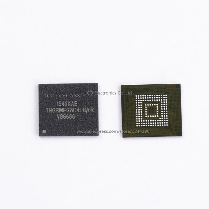 Para LG G4 H815 eMMC memoria Flash IC NAND Chip 32GB THGBMFG8C4LBAIR programada con datos de firmware