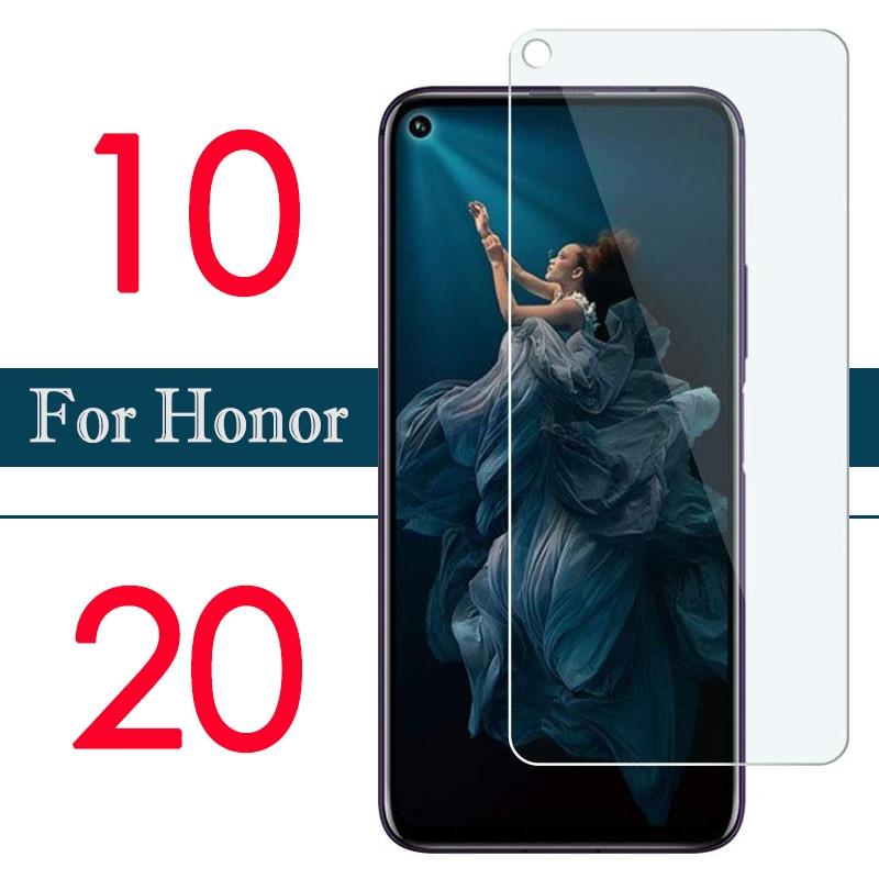 Vidrio protector para honor 10 protector de pantalla ligero para huawei honor 20 Pro lite armor vidrio templado en honor 10 honer hoja 9h