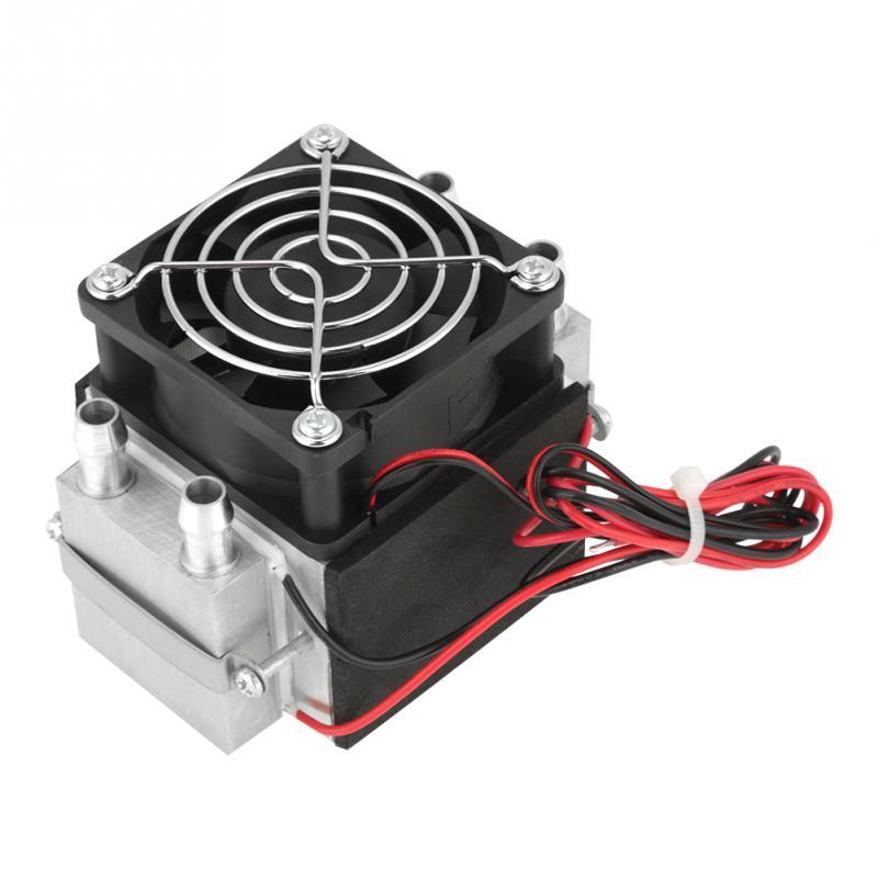 1 PZ 2 chips Semiconductor refrigeración 12V 240W Semiconductor electrónico refrigeración aire enfriador sistema Semiconductor