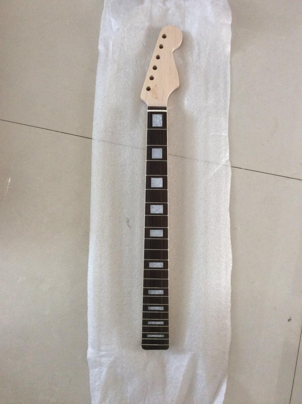Гриф для гитары одна часть незаконченная электрогитара ST гитарные части 648 мм (25 5