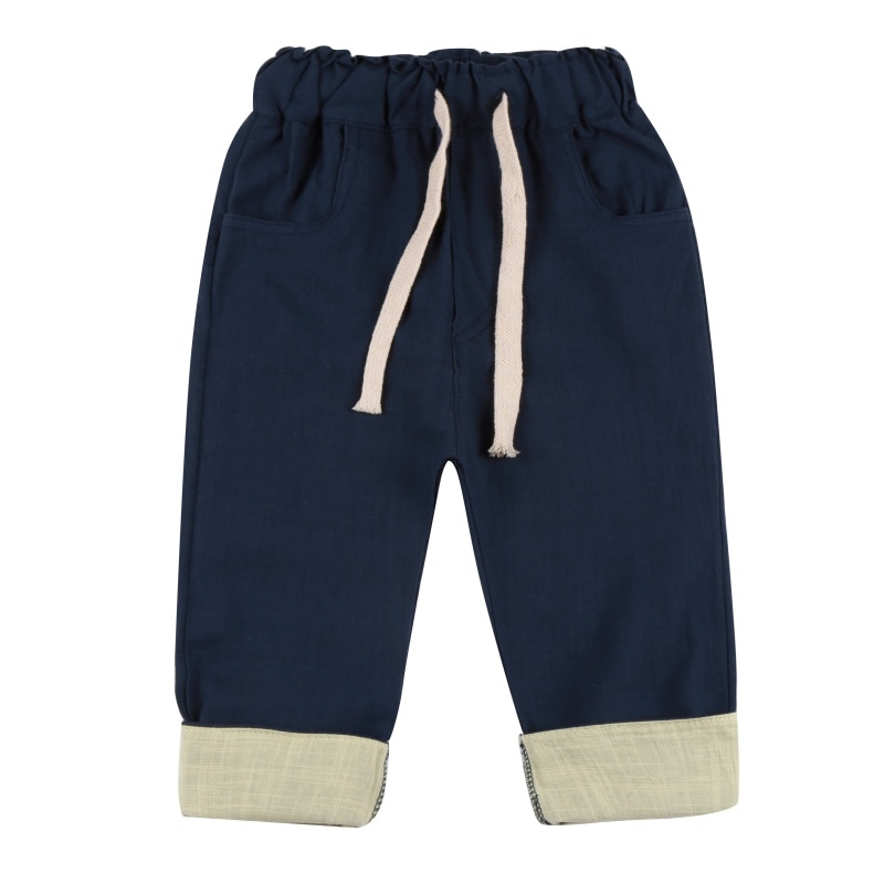 MUCHACHO DE LOS NIÑOS pantalones largos de moda chico Casual pantalones otoño
