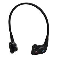 Bone Conduction IPX8 Underwater Swimming Open Ear Wireless Bluetooth Headphone Waterproof Sports Headset for Jogging Running Etc
