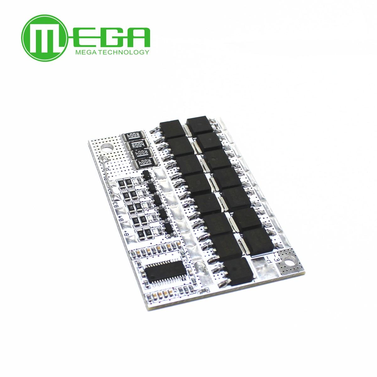 4S 3S, 5S, 12V, 16,8 V, 21V, 100A, protección de la batería de litio LMO ternaria, placa de circuito de litio, módulo de placa de carga de equilibrio de polímero de litio
