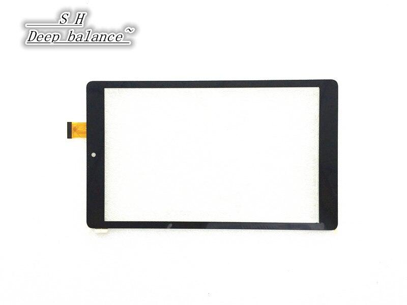 Original flat panel touch screen brand new 8 inch SQ-PG81092-FPC-A0 capacitance screen handwritten external screen