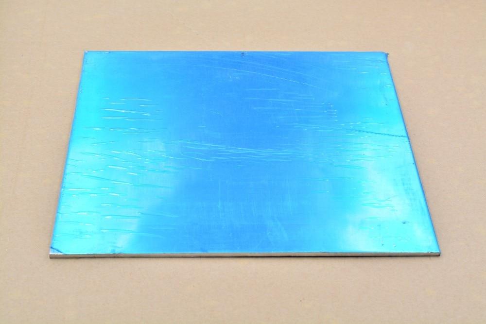 6061 placa de alumínio folha de alumínio 320mm x 320mm espessura 4mm 320x320x4 liga diy 1pcs