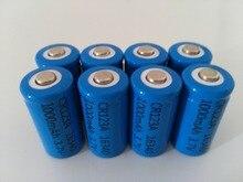 8 adet/grup 3.7 V 1000 mAh Lityum Li-ion 16340 Pil CR123A Şarj Edilebilir Piller 3.7 V CR123 Lazer Kalem için LED el feneri cep