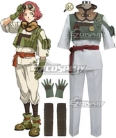kabaneri of the iron fortress yukina cosplay costume e001