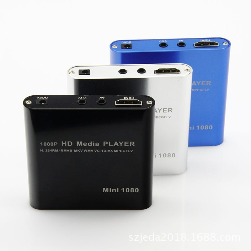 hd601 mini 3d 1080p full hd ultra portable digital media player hdmi vga cvbs sd usb divx mkv h 264 rmvb wmv mp3 flac ape HDD Multimedia Player Full HD 1080P USB External Media Player With SD Media TV Box Support MKV H.264 RMVB WMV HDD Player 21