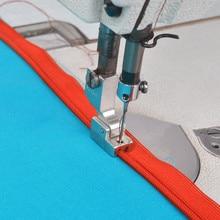Industrial Sewing Machine Zipper Presser Foot Zipper Foot S518N Used for JUKI DDL-5550, 8300 ,8700, 555 ,227 6 # S518N  7yj77
