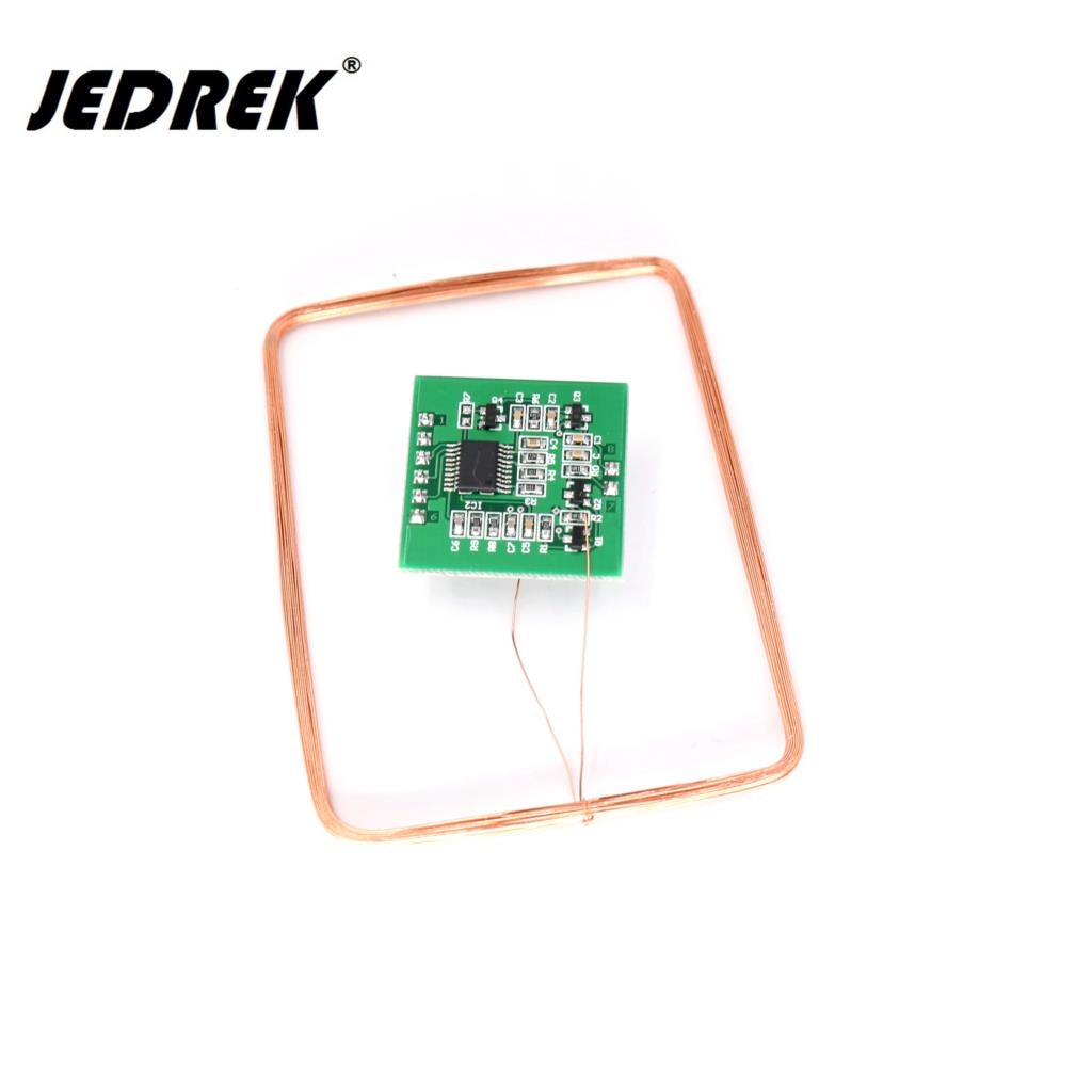 134,2 KHz ISO11784/ISO11785 Embedded Ohr Tag Reader Modul 5V TTL Ardunio