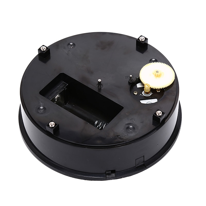 360 base giratoria de grados soporte para presentación de joyería para accesorios de fotografía Grabación de Vídeo batería giratoria