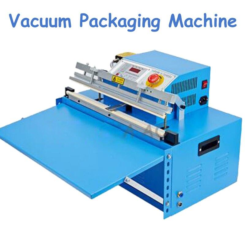 آلة تعبئة الفراغ الأوتوماتيكية ، 110 فولت/220 فولت ، آلة ختم الفراغ ، العد التجاري