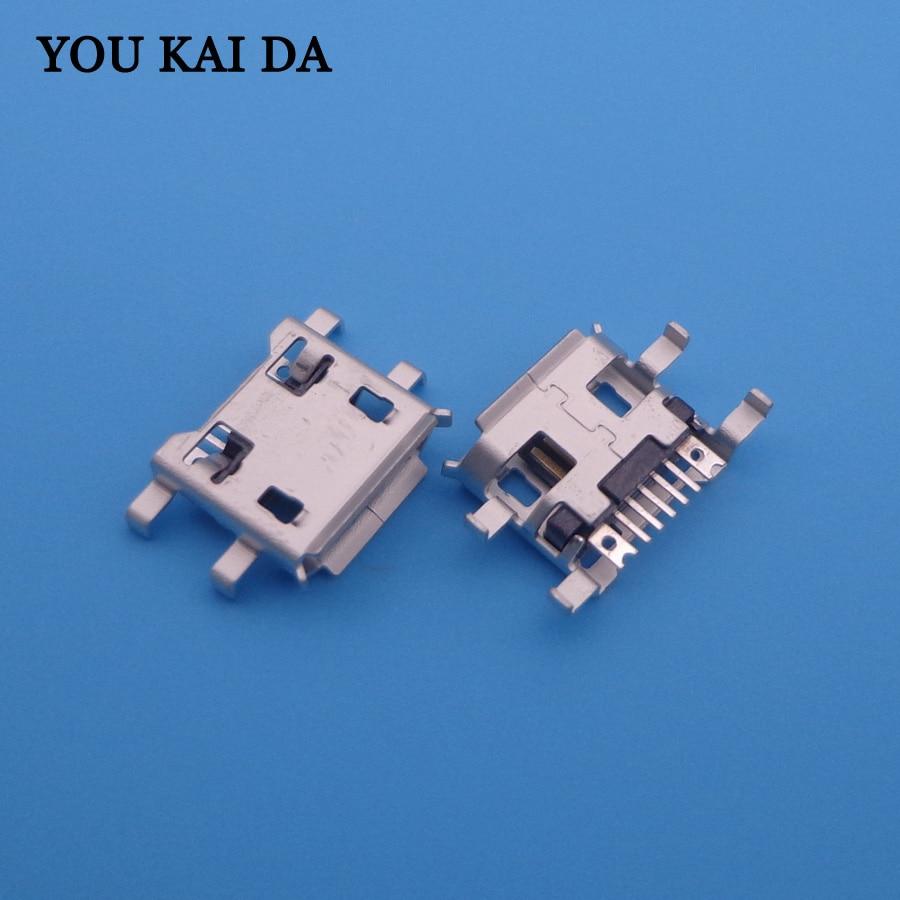 Toma de carga Micro USB Jack para Teclast X89 X80HD X16HD P79HD P89S mini P90 X98 air Tablet PC