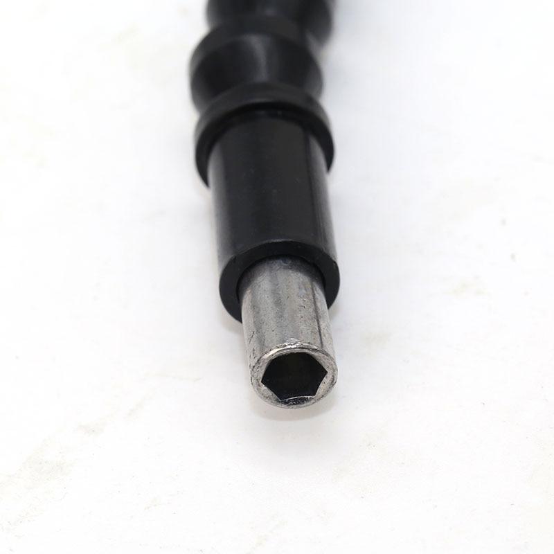 2buc instrument de arbore flexibil 290mm, burghiu șurubelniță - Burghiu - Fotografie 4