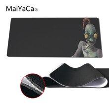 MaiYaCa Locking Edge Rubber Mousepads for Oddworld Inhabitants Log  Mice Mat DIY Design Pattern Computer Gaming Cloud Mouse Pad