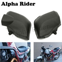 Protecteur de capuchon de filtre à Air pour Honda   Plastique ABS couvercle latéral pour carburateur, protection pour Honda CB 400 CB400 VTEC 08-13 12 11 10 09