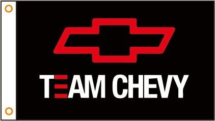 Bandera de coche, bandera personalizada, coche, Chevrolet, banner 3x5ft, 100%, poliéster 124