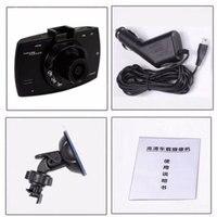 Черный Автомобильный видеорегистратор G30 LCD 2,4 ''1080P Full hd с ночным видением и G-сенсором, оригинальная камера, Автомобильный видеорегистратор ...