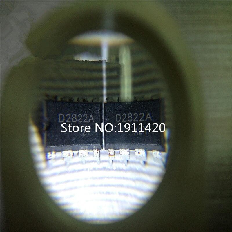 10cs/lot משלוח חינם D2822A D2822 DIP8 האיכות הטובה ביותר
