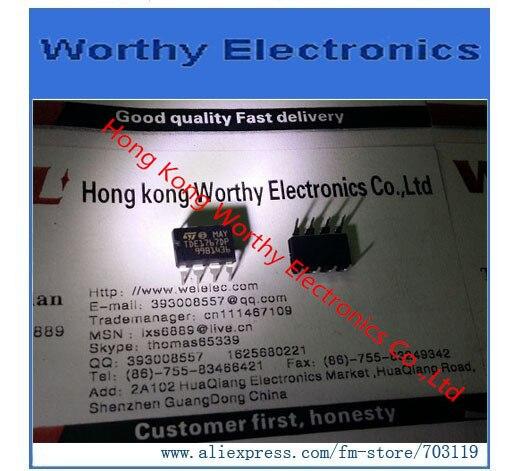 Envío gratis 10 unids/lote TDE1767DP TDE1767D TDE1767 IC de relé y lámpara conductor 8-DIP