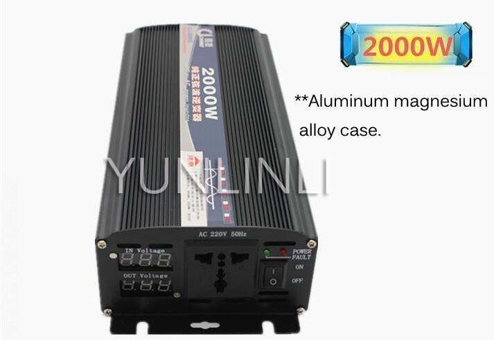 Pure Sine Wave Inverter 1000w-6000w Car Home Solar Energy CJ-1000W/2000W/3000W/4000W/5000W/6000W enlarge